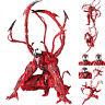 1Pcs Yamaguchi Marvel Carnage Red Venom PVC Action Figure Kid Birthday Gift