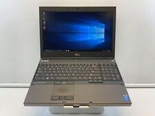 New listing Dell Precision M4800 I7-4910Mq 128/1Tb Ssd/Hdd 16Gb Win 10 Pro