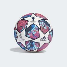 Liga de Fútbol Adidas FH7348 final Estambul Mini Bola Talla 1 Blanco Rosa