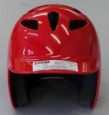 Adams BH-40 Batting Helmet - RED