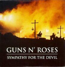Guns N' Roses - Sympathy For The Devil - CD Single