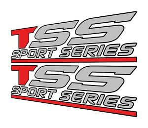TSS SPORT SERIES DECALS STICKERS TRUCK TRD V1  BED OEM REPLACEMENT FITS TOYOTA