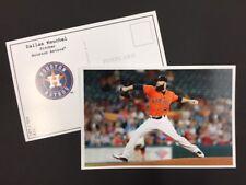 Dallas Keuchel Houston Astros 2017 Major League Baseball 4x6 Postcard Series 1