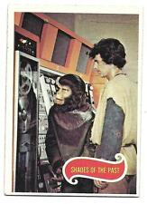 PLANET OF THE APES MOVIE CARD NO 24 SHADES OF THE PAST TOPPS EXMINT+ 5063