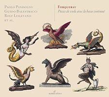 Forqueray / Pandolfo - Antoine Forqueray & Jean-Baptiste Forqueray [New CD]