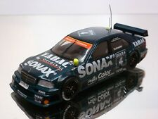 MINICHAMPS MERCEDES BENZ C-CLASS DTM SONAX #4 SCHNEIDER - 1:43 - VERY GOOD - 20
