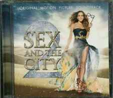 SEX AND THE CITY 2  Soundtrack-CD