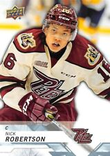 18/19 UPPER DECK CHL #89 NICK ROBERTSON PETERBOROUGH PETES *63113