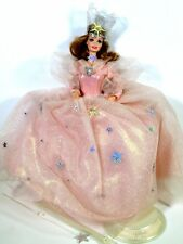 NEW DRESSED BARBIE DOLL THE WIZARD OF OZ GLINDA GOOD WITCH HOLLYWOOD LEGENDS