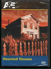 HAUNTED HOUSES [New DVD] FACTORY SEALED Ghosts Spooks Hauntings Legends