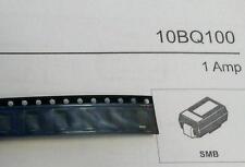 10 unidades, 10bq100 Schottky Rectifier (gleichrichterdiode) SMD 1a 100v (m1630)