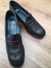 Zapatos de Cuero Camper Marrón, Talla 36