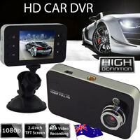 2.4inch CAR DVR Compact Camera Full HD 1080P Recording Dash Cam Camcorder Motion