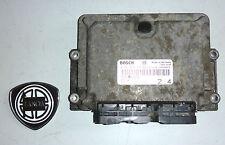 Lancia Thesis 2.4 JTD Motorsteuergerät ECU 0281010333 55183765 1039S00572