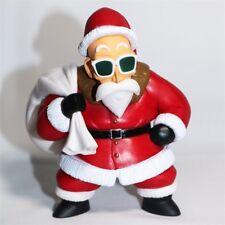 DRAGON BALL Z Master Roshi Christmas Ver. PVC Figure Toy New No Box