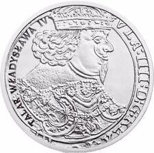 POLAND: 20 zl Talar Wladyslawa IV - The Thaler of Ladislas Vasa - silver coin