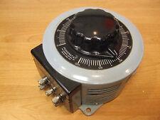 Powerstat Autotransformer Variable Transformer 136 Superior 120V Electric Bench