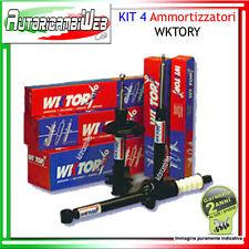 KIT 4 Ammortizzatori WKTORY - Alfa Romeo GT 1.9 JTD Kw 110 Cv 150