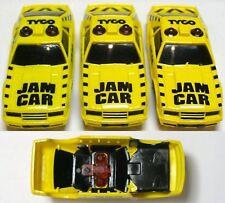 1991 TYCO Ford Mustang 5.0 Slot Car THREE Variations C9