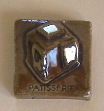 Fève perso MH 2011 - Puzzle Le Goût du Pain : La Pâtisserie