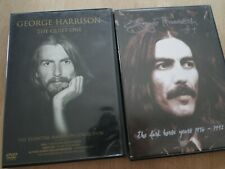 George Harrison - The Quiet One + Dark Horse Years DVD + CD + Booklet