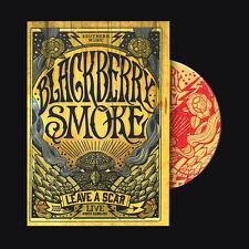 BLACKBERRY SMOKE**LEAVE A SCAR: LIVE IN NORTH CAROLINA (ADVISORY)**DVD