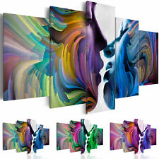 Persone Quadro su Tela TNT Stampe Immagini Murale Quadri Moderni h-C-0014-b-n
