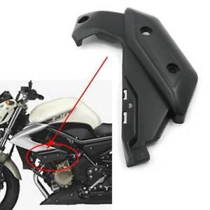 Left Side Panel Raw Fairing Bodywork Frame For Yamaha XJ6 2009-2012 2011 Black