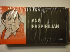 """Ang Pagpipilian"" Christian booklet in TAGALOG"