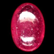 TOP BIG RUBY : 21,68 Ct Natürlicher Roter Rubin aus Madagaskar
