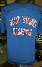 VINTAGE 80s/90s CHAMPION NEW YORK GIANTS T SHIRT WOMENS SIZE LARGE MADE IN USA