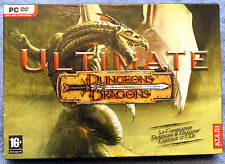 Coffret Ultimate Dungeons & Dragons - 8 Jeux - ATARI - PC CD/DVD