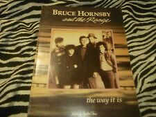 Bruce Hornsby Sheet Music Book - Used Good Condition