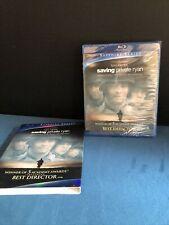 Saving Private Ryan (Blu-ray Disc, 2010, 2-Disc Set, Sapphire Series) Sealed