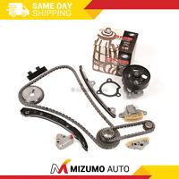 Nissan//Altima 2500cc Sentra DNJ TK638 Timing Chain Kit for 2002-2006 QR25DE 2.5L DOHC L4 16V