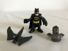 Imaginext figure di Batman Balestra & BATTAGLIA CASCO J38