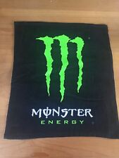 "Monster Energy Towel Gym Towel 15"" X 17"" Brand New"