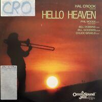 Hal Crook-Hello Heaven Vinyl LP.1981 Omni Sound Jazz N 1039.Clarksville/Joyce+