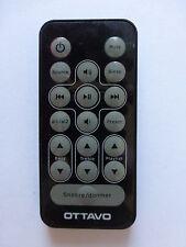 OTTAVO iPod/iPhone Dock Altoparlanti Telecomando per OT1040 OT3010WS