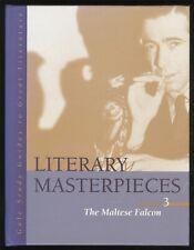 Richard Layman / Literary Masterpieces Volume 3 The Maltese Falcon 1st ed 2000