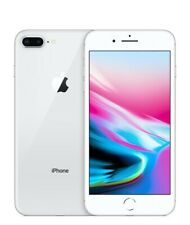 Apple iPhone 8 Plus - 64GB - Silver (AT&T) A1897 (GSM)