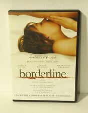 Borderline (DVD, 2008) Isabelle Blais Angele Coutu