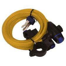 Oxford OF248 Motorino / Bike / Monopattino / Bici Cable Lucchetto 12mm x 1800mm