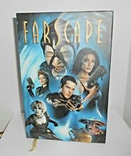Farscape Graphic Novel: The Beginning Of The End Of The Beginning Hard Cover Euc