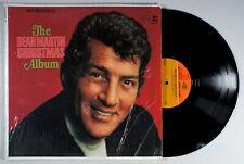 Dean Martin - The Christmas Album (1966) Vinyl LP •PLAY-GRADED• Holiday