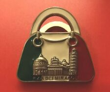 Magnet Clip Plaza De Miracoli Italy (Leaning Tower of Pisa) - Purchased In Italy