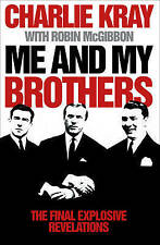 Me and My Brothers, Kray, Charlie, Very Good Book