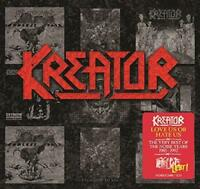 Kreator - Love Us Or Hate Us - The Very Best Of The Noise Years 1985-1 (NEW 2CD)