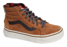 1c7bd4185a9a VANS Brown Shoes for Boys