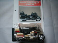 Hachette Mega Bikes Collection 1:18 - Maisto - Honda Gold Wing GL 1500 SE